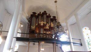 Farmsum, Lohman-orgel